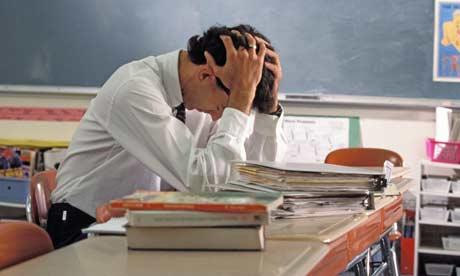 Image result for teacher tired