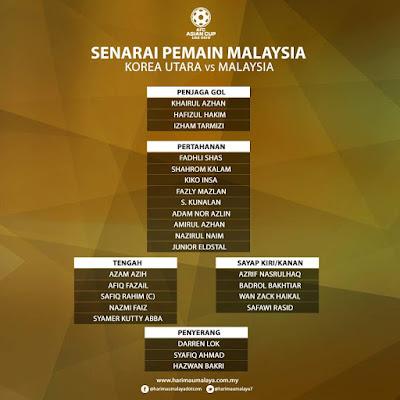 12 Pemain JDT Tersenarai Untuk Wakili Harimau Malaya