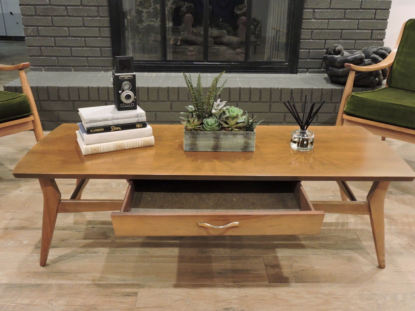 Regenerate Goods MidCentury Mersman Coffee Table
