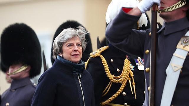 Reino Unido moviliza más de 3.000 militares por si se produce un Brexit sin acuerdo