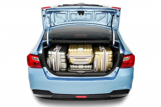 Harga Proton Saga 2016