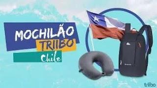 Promoção Mochilão Triibo 2019