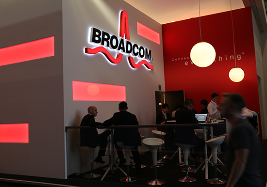 Converge! Network Digest: Broadcom