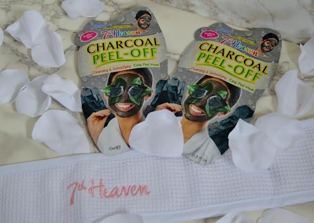 7th Heaven Charcoal Peel Off Mask