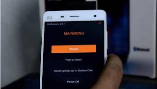 Cara Hard Reset Xiaomi Redmi Note 7 terbaru