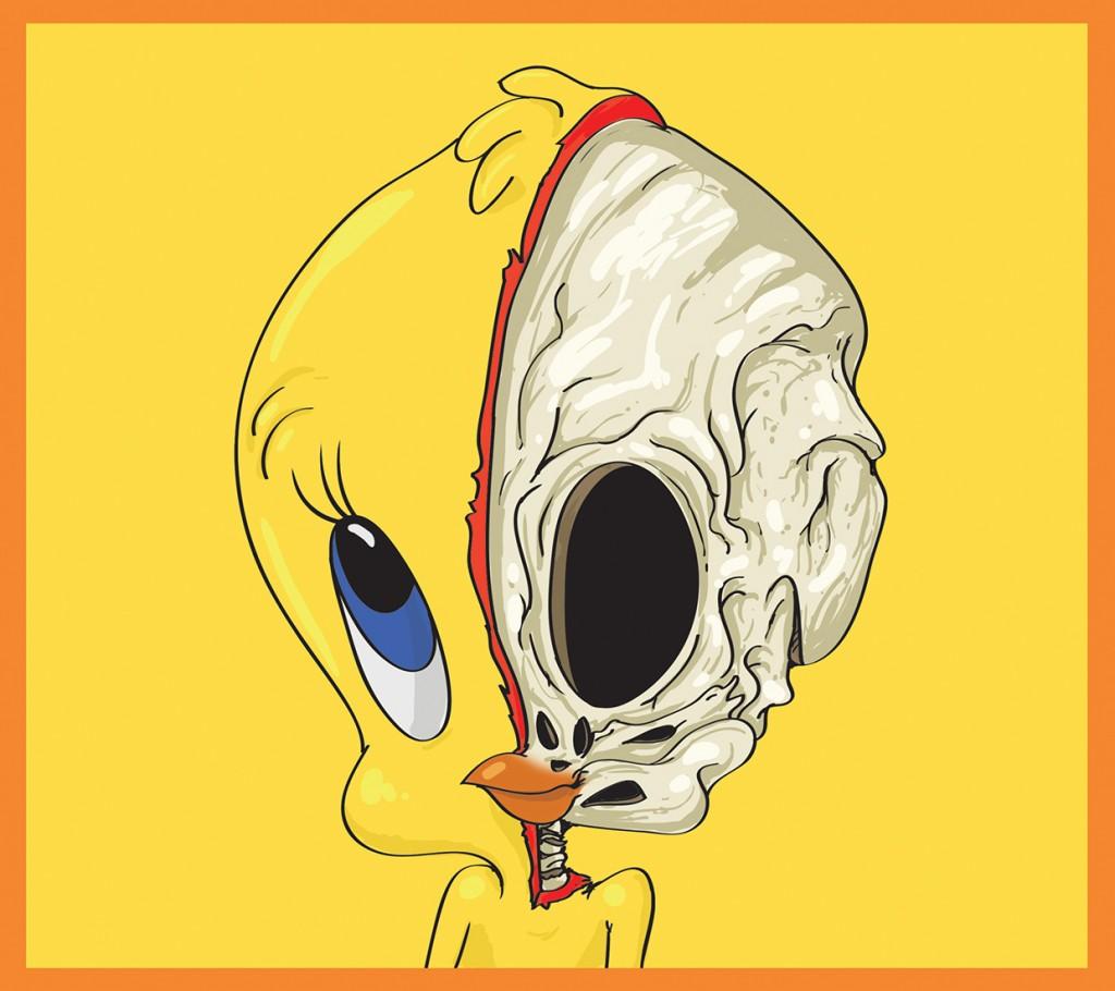 Loạt ảnh hở nửa sọ của các nhân vật hoạt hình màu vàng dễ thương nổi tiếng [News]