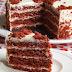 Raudonojo Aksomo (Velveto) tortas / Red Velvet Cake