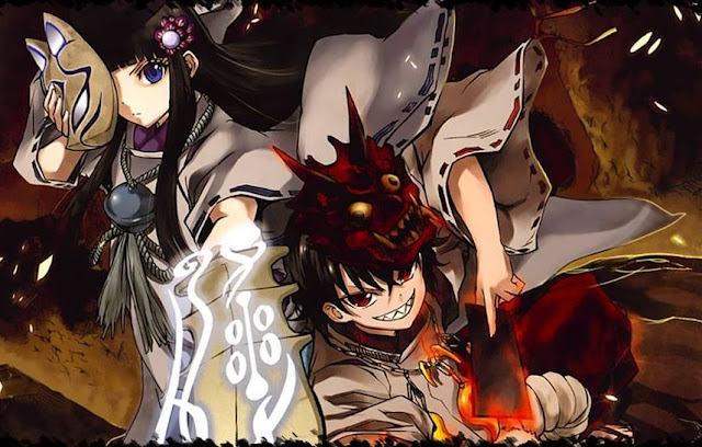 Para Seiyuu Untuk Anime 'Sousei no Omnyoji' Telah Diungkapkan