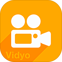 A new app is available in the AppStore for those who love recording their mobile screen. Vidyo allows users to record their device's entire screen with audio. This is a really useful app for those who are engaged in youtube video making
