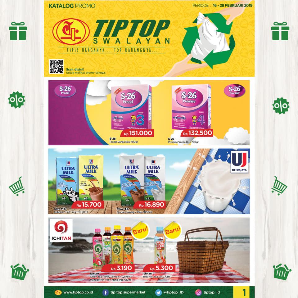 #TipTop - #Promo #Katalog 2 Mingguan Periode 16 - 28 Februari 2019