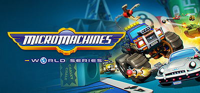 Micro Machines World Series-CODEX