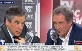 François Fillon : Moi, est-ce que je mets de l'argent de côté ? Non