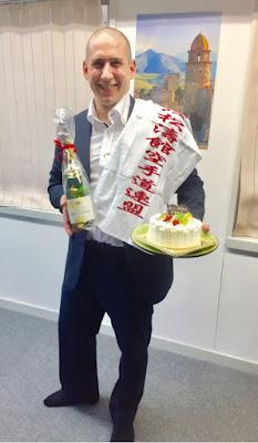 ダミアンの誕生日