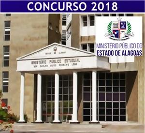 Concurso MP-AL 2018
