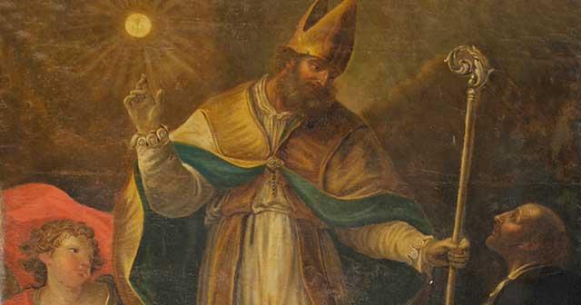 Santo Bruno dari Segni