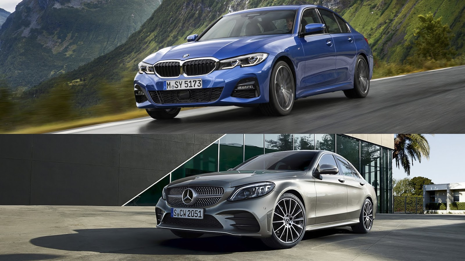 2019 Bmw 3 Series Vs 2019 Mercedes C Class Page Of Pro