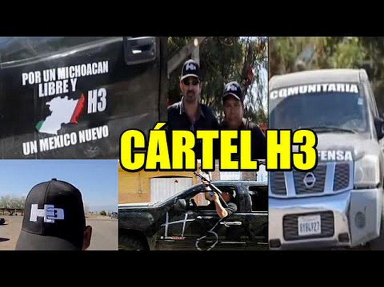 """Decían combatir al narco pero crearon el fantasmal cártel """"H3"""" que aterroriza a México"""