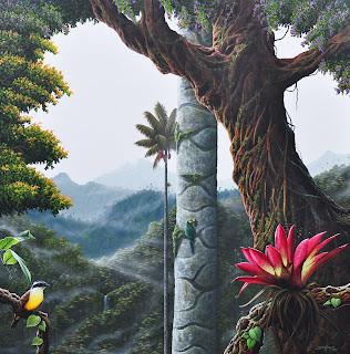 cuadros-de-paisajes-en lienzo-pintado-al-oleo