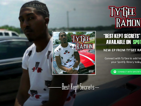 """Best Kept Secrets"" by Ty'Gee Ramon"