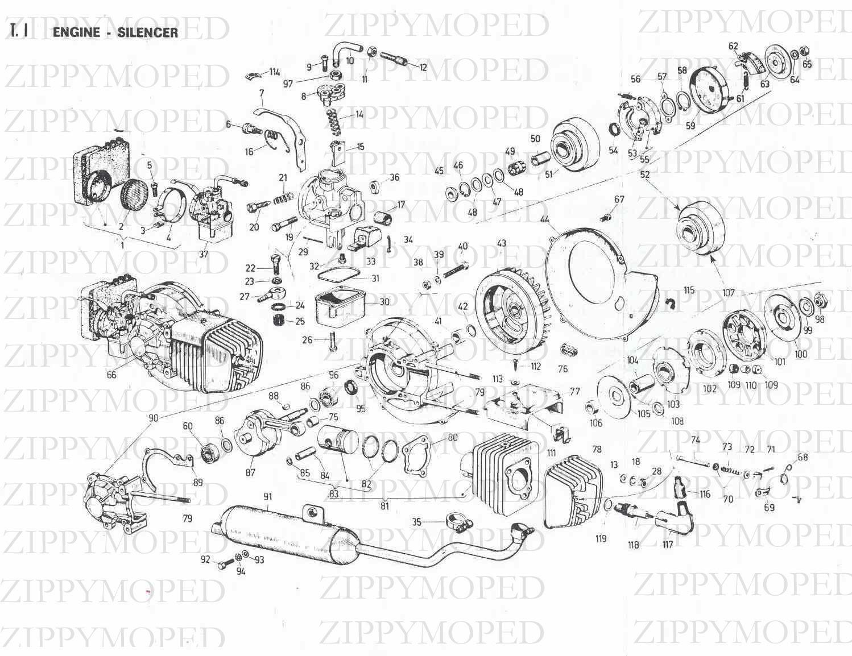 So mecanica para TóTós: Iniciar Restauro de motorizadas