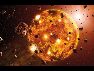 Nebulae formation