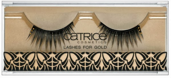 Feathers & Pearls by CATRICE – Lashes for Gold