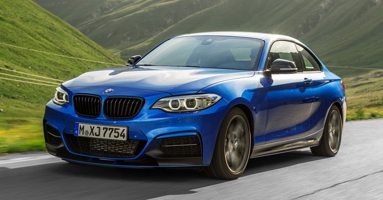bmw to launch m140i and m240i with 340ps this summer. Black Bedroom Furniture Sets. Home Design Ideas