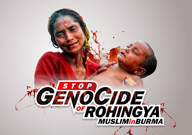 Stop Genocide of Rohingya