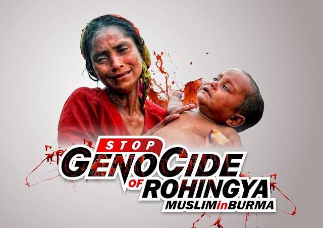Stop Genocide of Rohingya Muslim in Burma