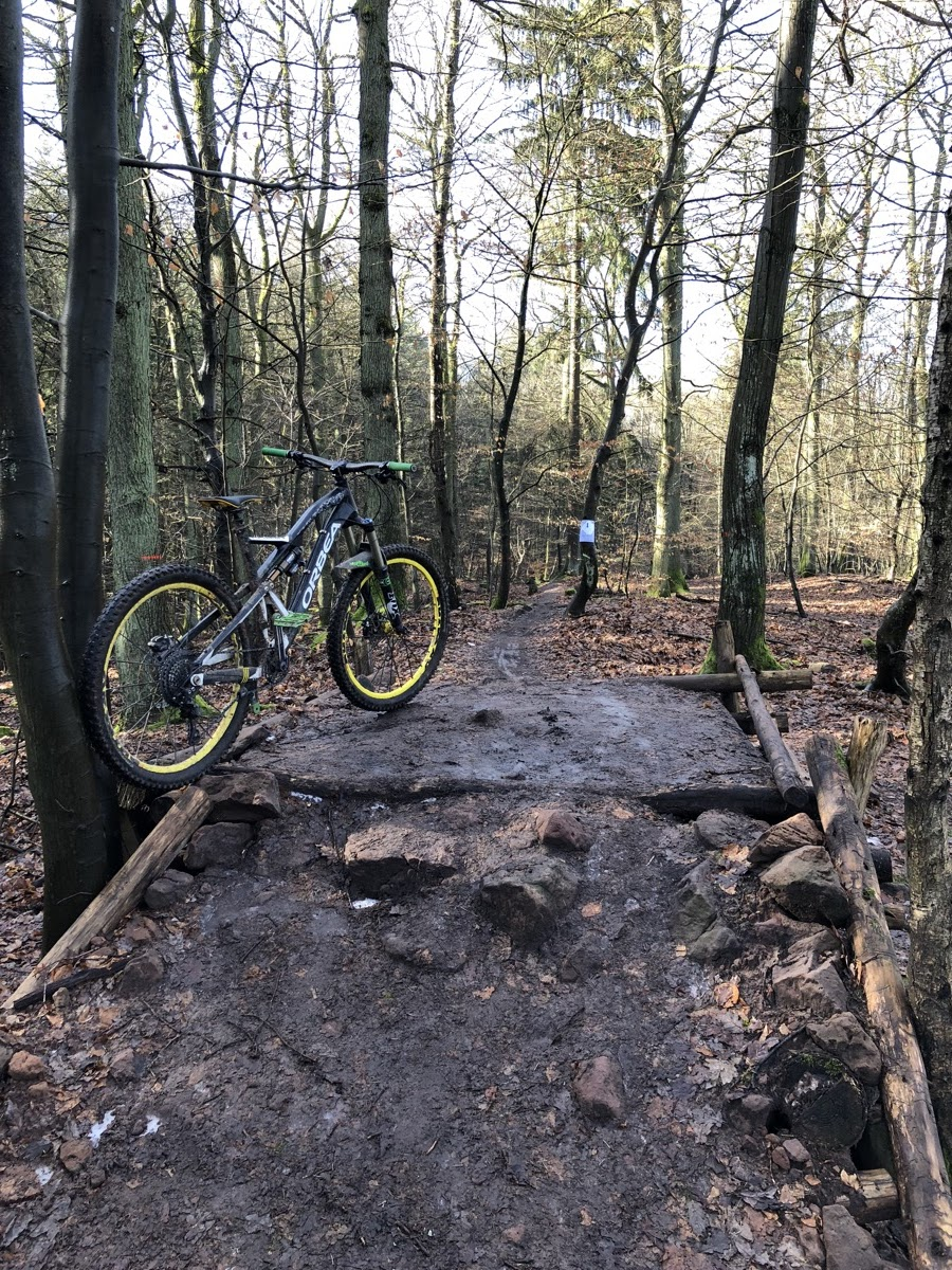 Mountainbiken Trier