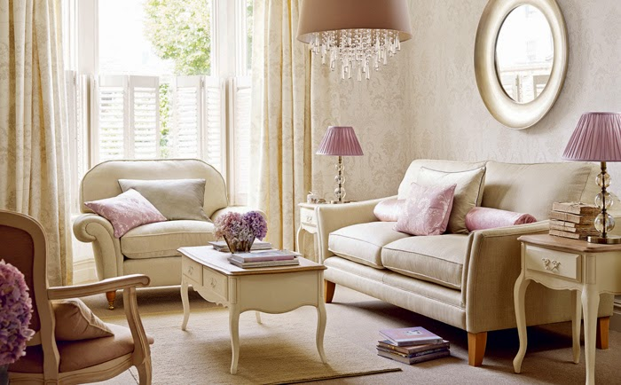 Decor Inspiration | Pale Shades of Lilac + Natural Beige ...