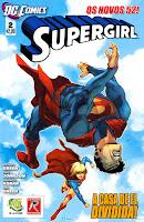Os Novos 52! Supergirl #2