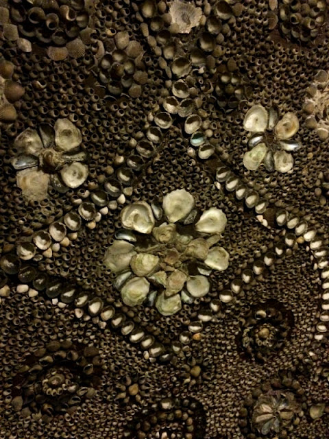 The Shell Grotto in Margate
