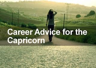 Best career options for capricorns