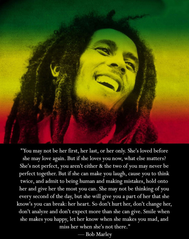 The music career and life of bob marley