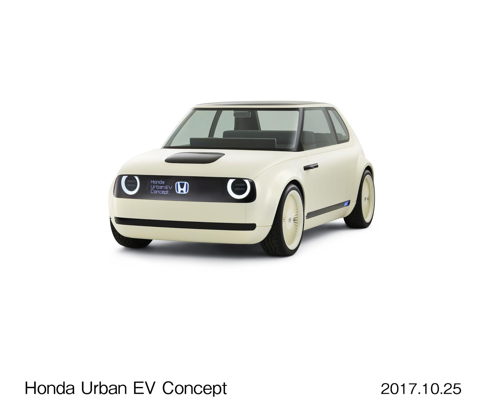 H Honda στην 45η Έκθεση Αυτοκινήτου του Τόκιο