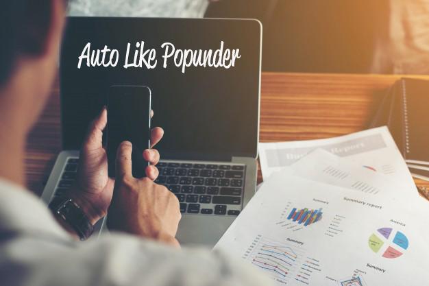Auto Like Plugin Popunder
