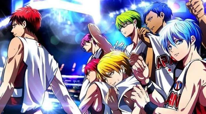 جميع حلقات انمي Kuroko no Basket 3rd Season S3 كوركو نو باسكت الموسم الثالث مترجم على عدة سرفرات للتحميل والمشاهدة المباشرة أون لاين جودة عالية