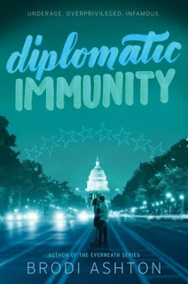 https://www.goodreads.com/book/show/28512629-diplomatic-immunity