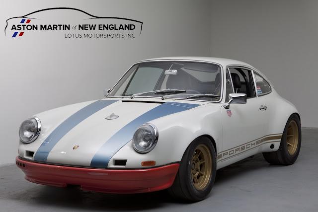 Porsche Magnus Walker STR For Sale At Aston Martin Of New - Aston martin new england
