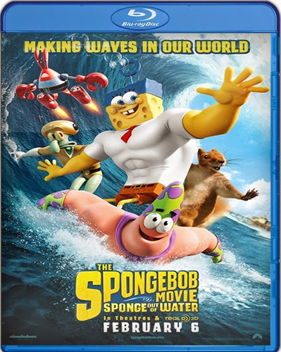 The SpongeBob Movie: Sponge Out of Water [2015] [BDRip] [1080p] [Latino]
