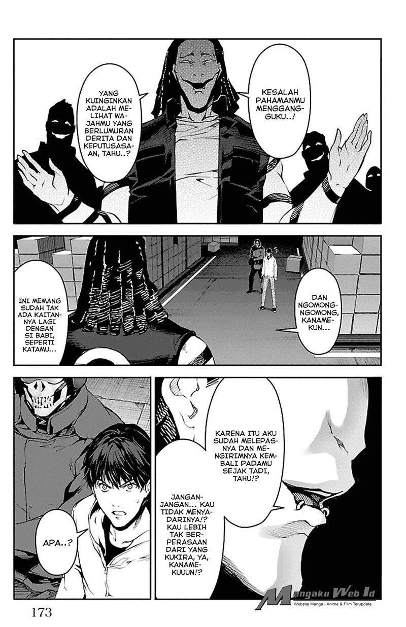 Darwin's Game Chapter 28-28
