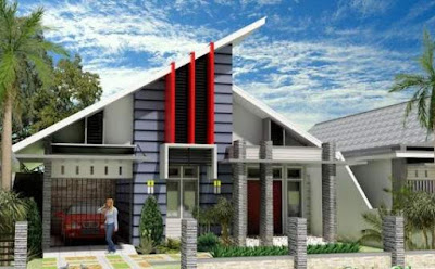 Koleksi Model Atap Rumah Minimalis 1 & 2 Lantai Terbaru