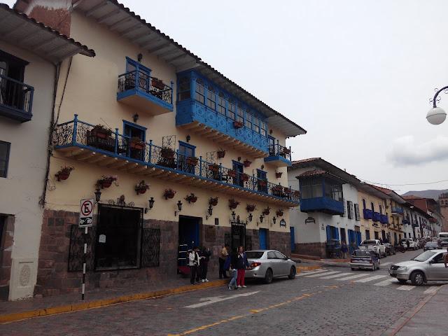 Plaza del Regocijo Cuzco