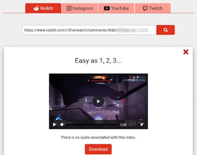 Cara Download Video Reddit-1