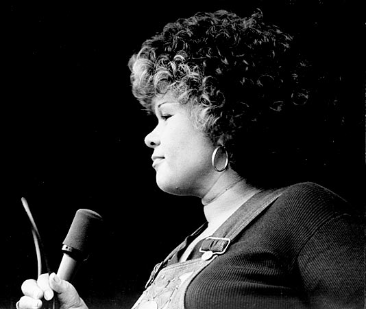 Carnage And Culture: Etta James Dies At 73; Acclaimed