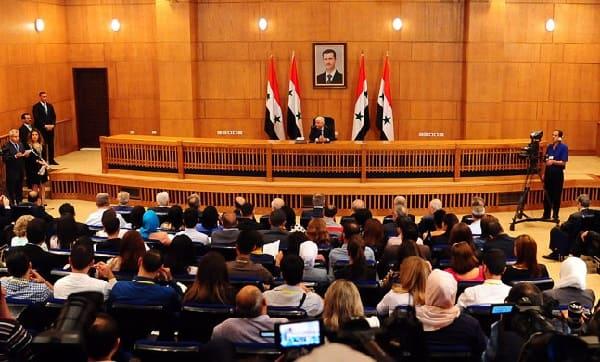 المعلم: سورية دولة ذات سيادة وسنحرر أراضينا من الإرهاب ومن الوجود الأجنبي؟