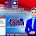 "Pilih ""Dou Ndai"" Ika Rizky Veryani Caleg Provinsi NTB Dapil IV Dompu, Bima dan Kota Bima"