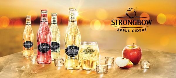 Strongbow là gì ? Strongbow là bia hay là rượu ?