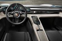 Porsche Mission E Concept (2015) Dashboard